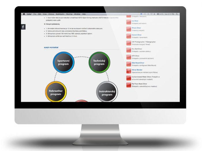 Realizace www prezentace